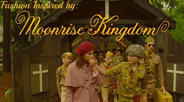 Moonrise Kingdom Inspired Fashion Header Image