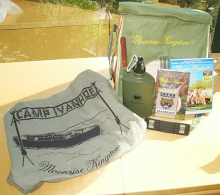 moonrise kingdom prize pack
