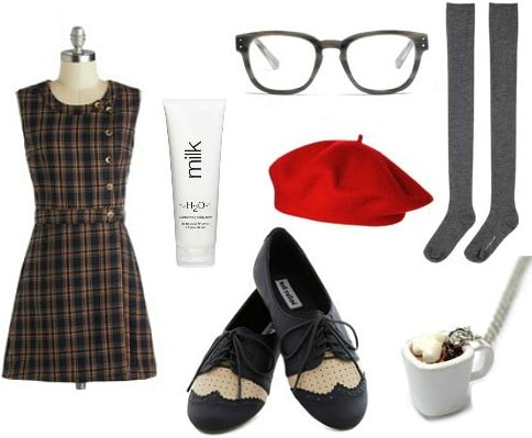 Moss The IT Crowd outfit