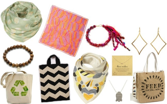 Mother's Day gift ideas: Clothing and accessories