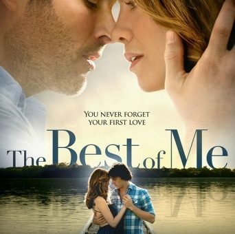 Movie poster the best of me
