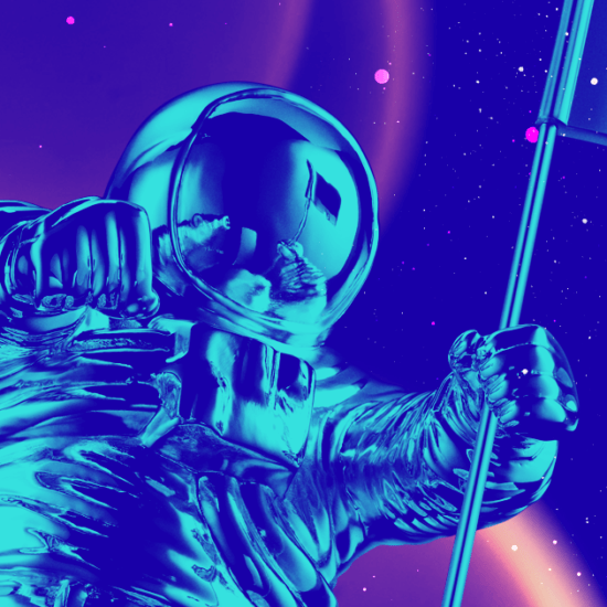MTV VMAs 2017 - moon man logo