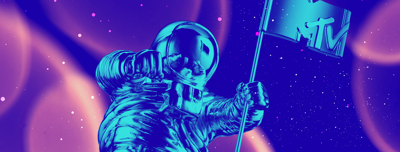 MTV VMAs 2017 - moon man logo