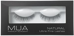 MUA Natural Ultra Fine Lashes