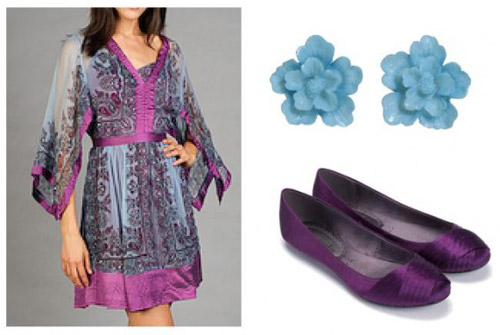 Cute outfit inspired by Disney's Mulan at the Matchmaker