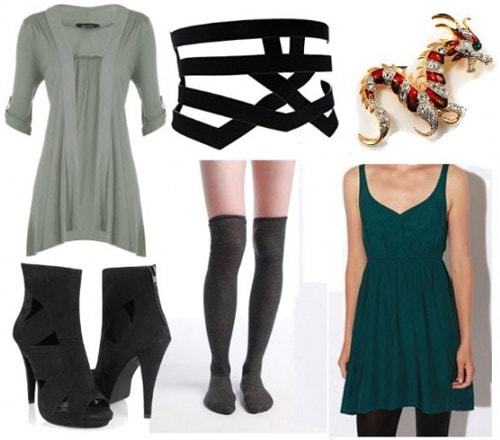 Outfit inspired by Warrior Mulan from Disney's Mulan