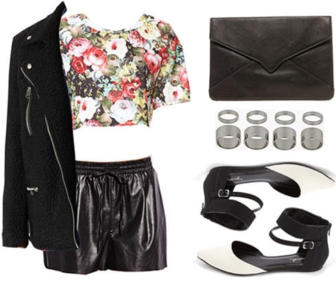 Outfit inspired by Mulberry Spring 2014 Ready-to-Wear