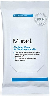 Murad acne complex clarifying wipes