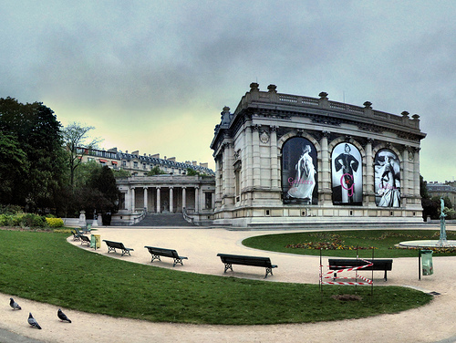 Musee Galliera in Paris