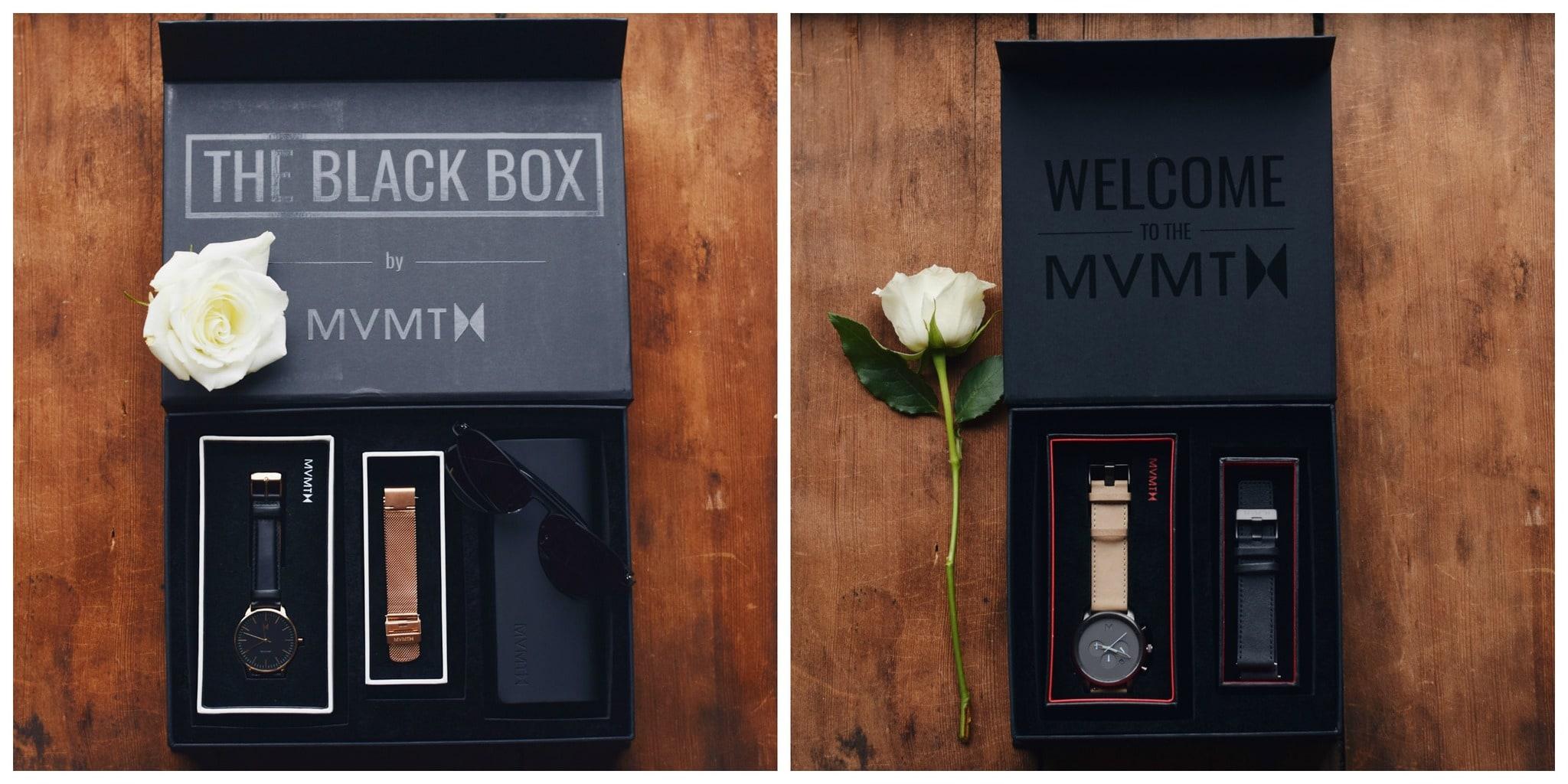 MVMT black box prizes