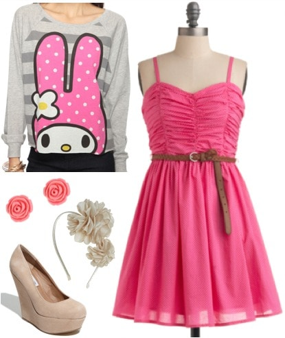 my-melody-outfit