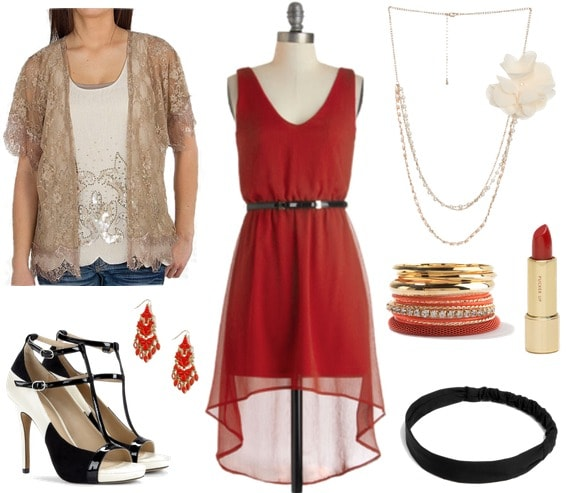 Myrtle wilson outfit