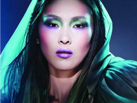 COVERGIRL x Star Wars Mystic makeup look
