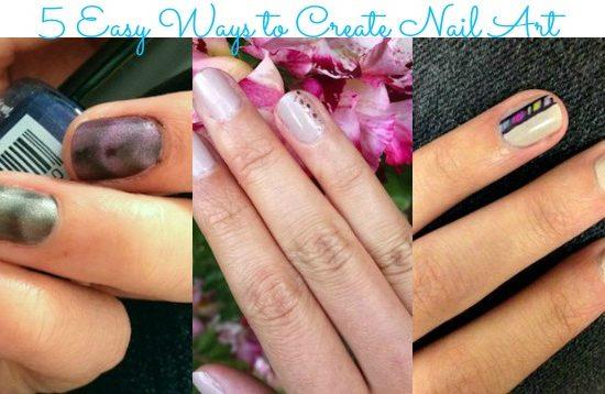 Nail art alternatives header