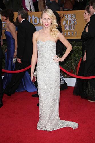 Naomi Watts at the 2013 SAG Awards