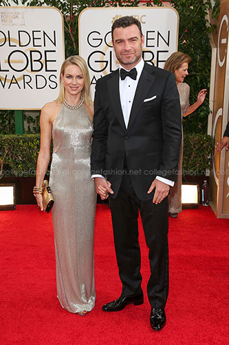 Naomi Watts in Tom Ford at the 2014 Golden Globes
