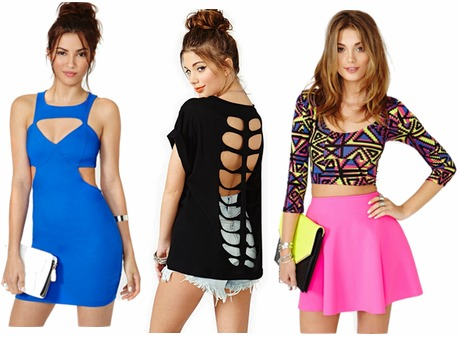 Nasty gal clothes