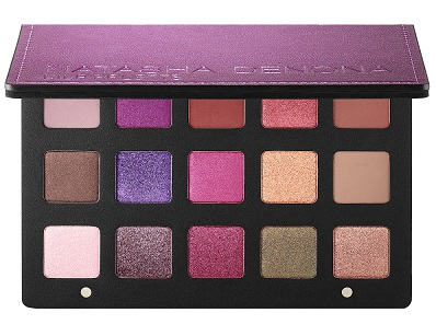 High end makeup - Natasha Denona Lila Eyeshadow Palette