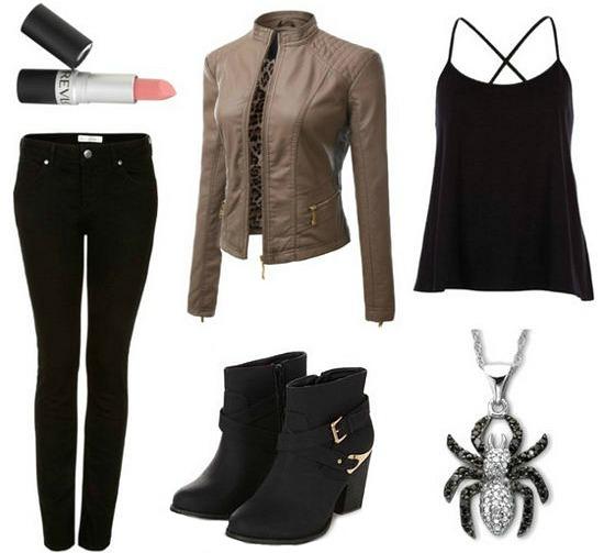 Natasha Romanoff outfit