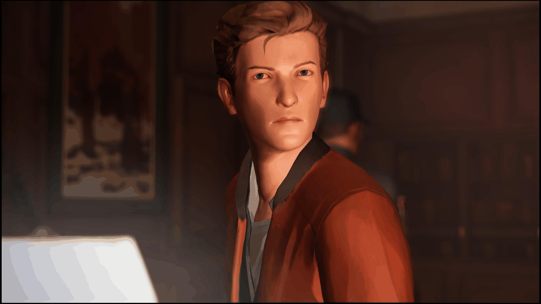 Nathan Prescott from Life is Strange video game