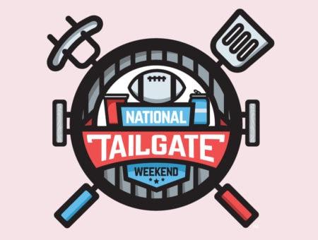 National Tailgate Weekend logo