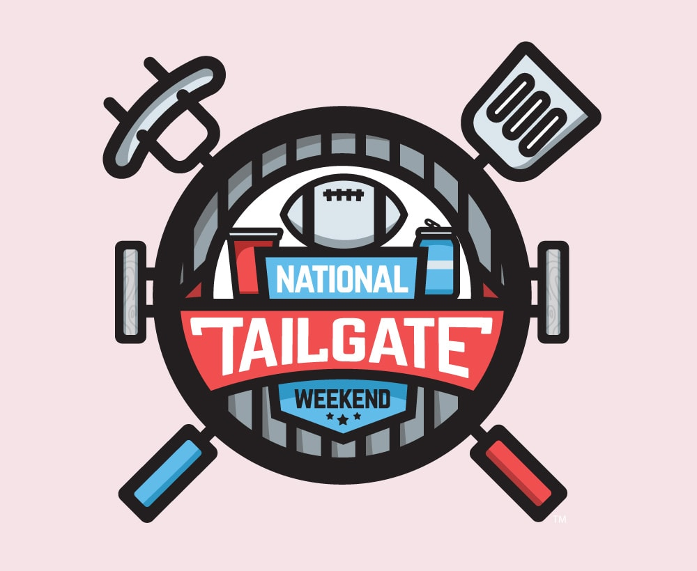 National Tailgate Weekend logo