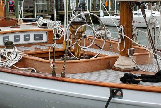 Details Nautical Charm Necklace