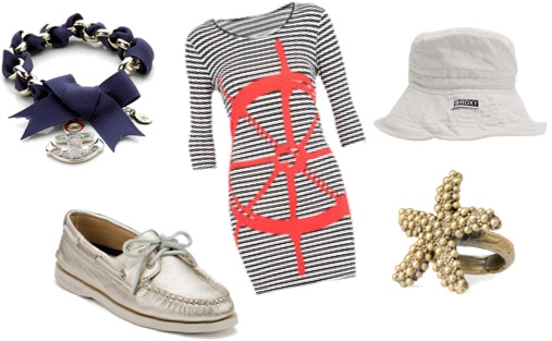 Nautical don't outfit