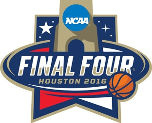 NCAA Final Four 2016 logo