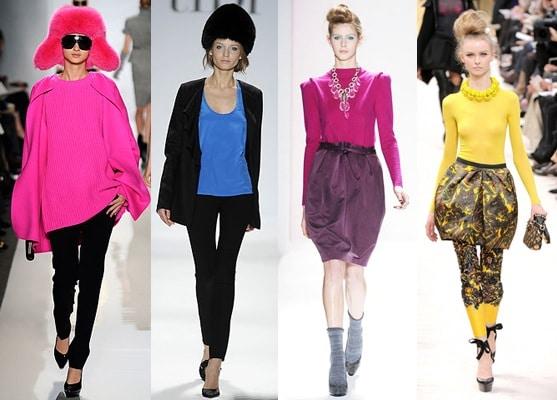 Fall 2009 fashion trend - Neon