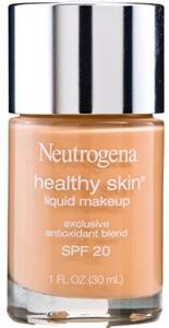 Neutrogena Healthy Skin liquid makeup - best drugstore foundation for oily skin