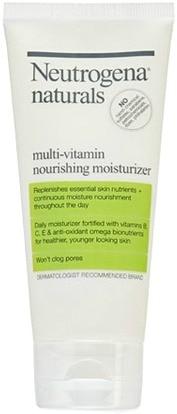 Neutrogena naturals multi vitamin moisturizer