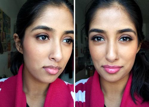 New Girl Jess makeup tutorial