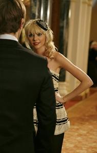 The new Jenny Humphrey from Season 2 of Gossip Girl