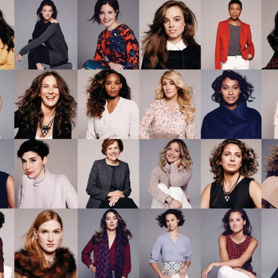 The Limited's The New Look of Leadership campaign women