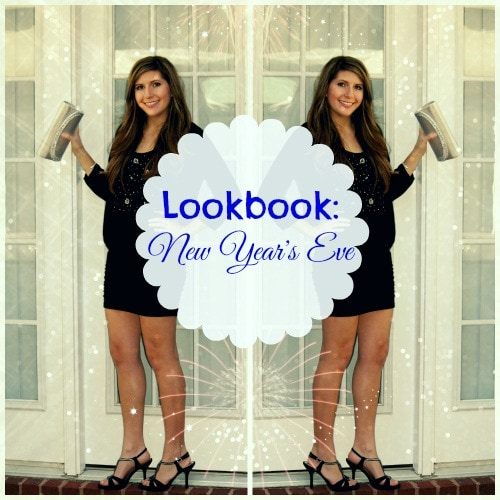 New year's eve lookbook header