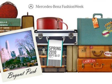 New York Fashion Week - Bryant Park