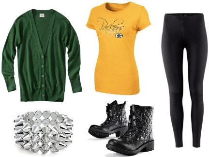 NFL football outfit 2