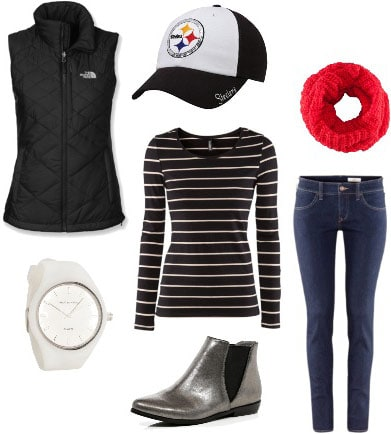 NFL football outfit 3