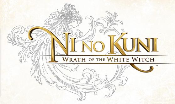 Ni No Kuni: Wrath of the White Witch logo