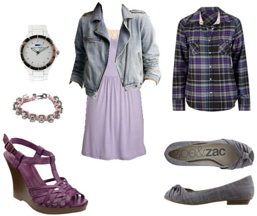How to wear a nice dress during the day