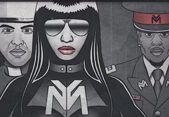 Nicki Minaj Only