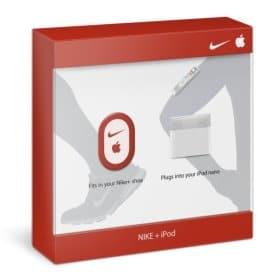 Nike Plus Shoe Sensor System