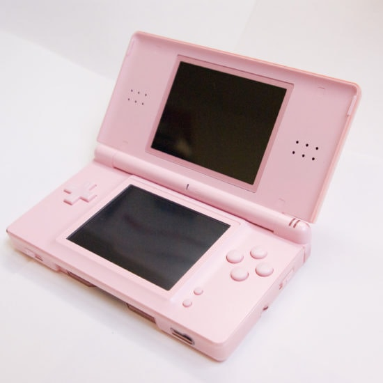 Pink Nintendo DS -- how a video game taught me about fashion