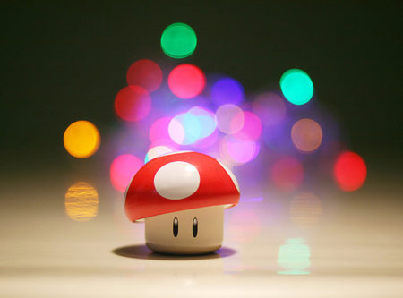 Nintendo Mushroom