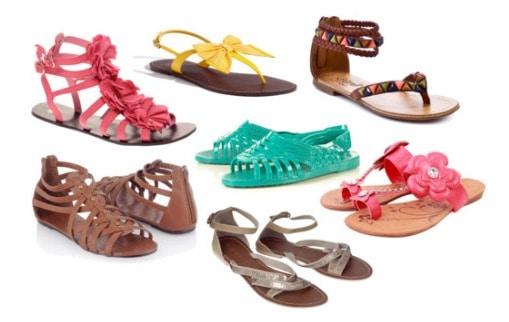 Cute flip flop alternatives