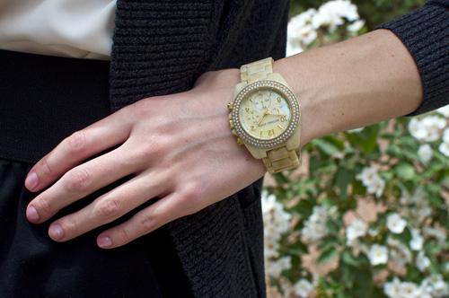 classic wristwatch at unlv