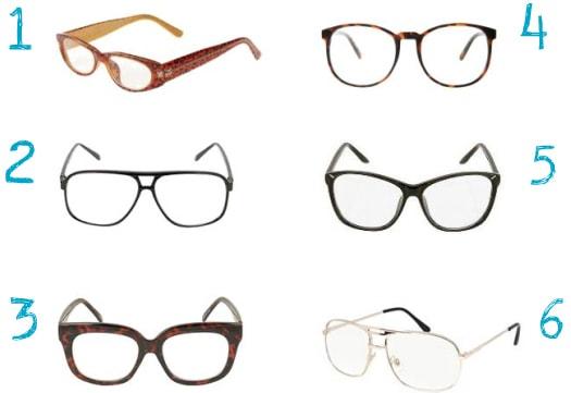 Non-Prescription Glasses