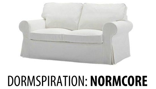 Normcore dormspiration