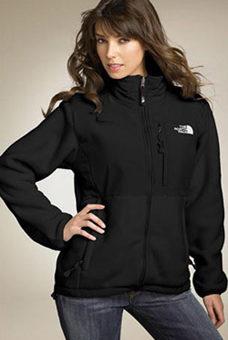 North Face Fleece Jacket - Black